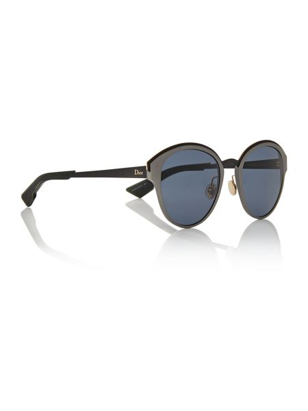 Dior Sunglasses Tortoise black round CD SUN sunglasses
