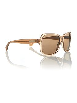 Beige butterfly RA5216 sunglasses