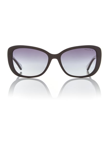 Ralph Black rectangle RA5215 sunglasses