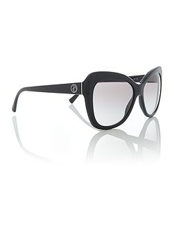 Black cat eye AR8082 sunglasses