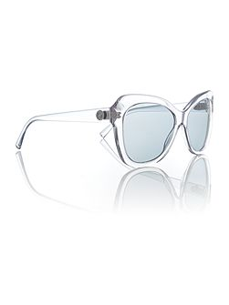 Grey cat eye AR8082 sunglasses