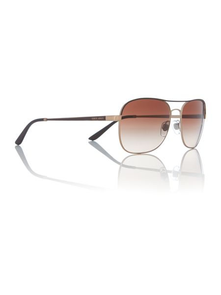 Giorgio Armani Sunglasses Bronze square AR6040 sunglasses