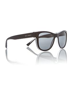 Black square DG4284 sunglasses
