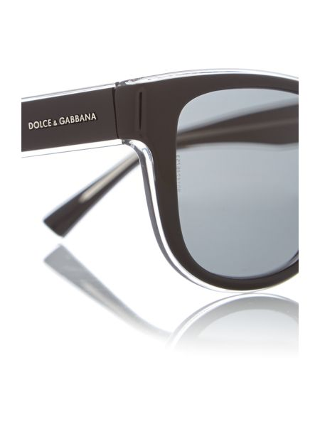 Dolce&Gabbana Black square DG4284 sunglasses