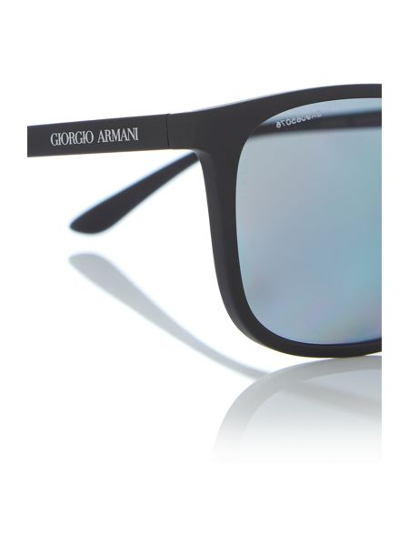 Giorgio Armani Sunglasses Black square AR8084 sunglasses