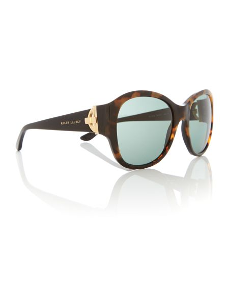 Polo Ralph Lauren Black square RL8148 sunglasses