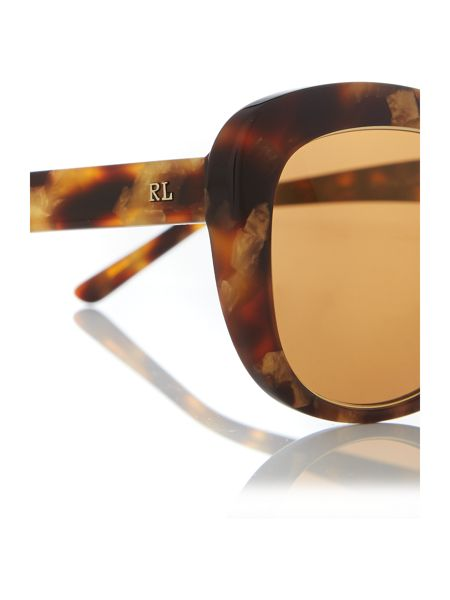 Polo Ralph Lauren Black butterfly RL8149 sunglasses