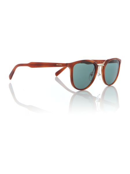 Prada Light Brown phantos PR 22SS sunglasses