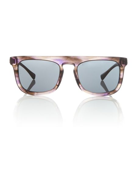 Dolce&Gabbana Striped violet square 0DG4288 sunglasses