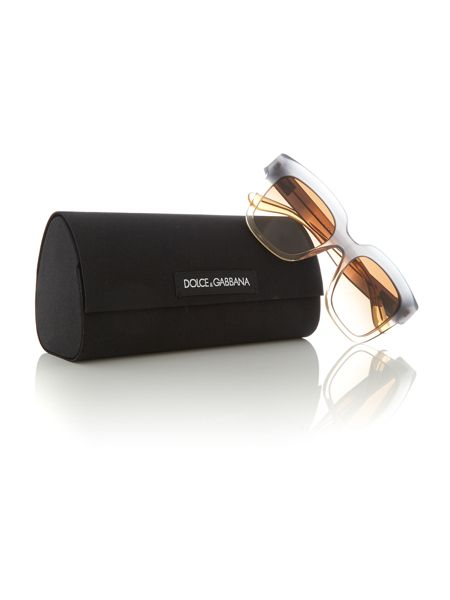 Dolce&Gabbana Brown square 0DG4286 sunglasses