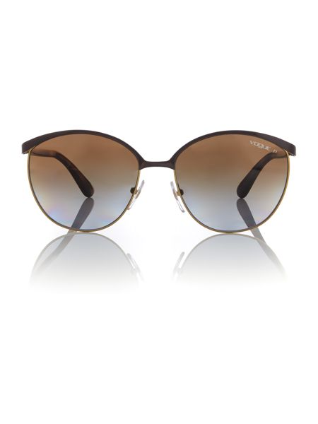 Vogue Dark brown phantos VO4010S sunglasses