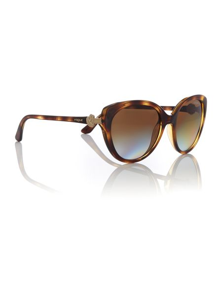 Vogue Brown phantos VO5060S sunglasses