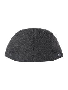 Ted Baker Chipper Twill Flat Cap