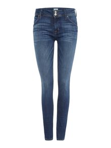 Hudson Jeans Collin mid rise skinny in dream on