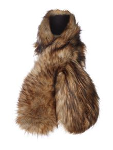 Barbour Faux fur wrap