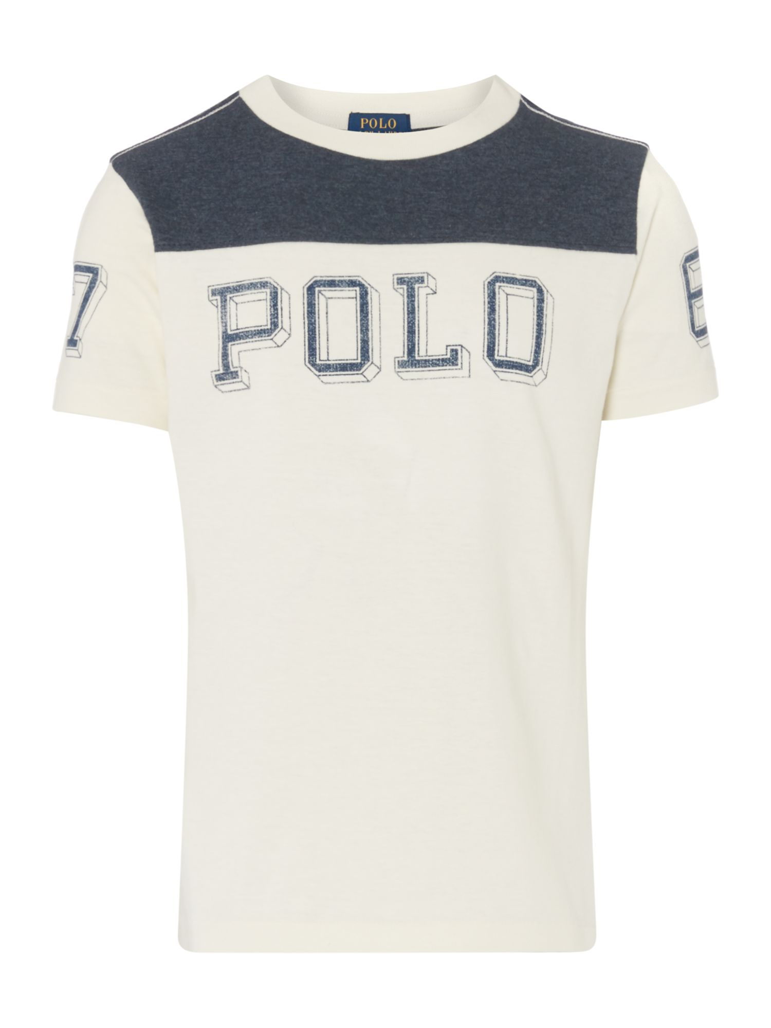 Boys Polo T Shirt House Of Fraser