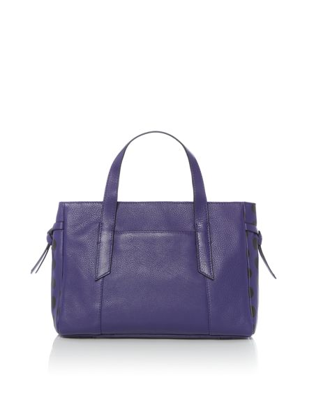 Radley Rochester purple small multiway bag