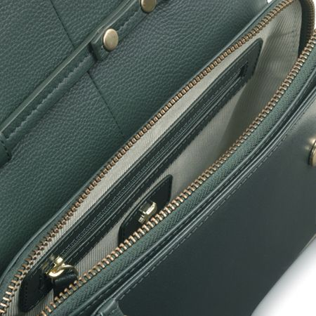 Radley Millbank green medium multiway bag