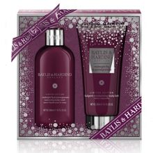 Baylis & Harding Midnight Fig & Pomegranate 2 Piece Set