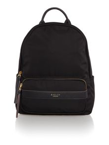 Radley Harley black medium backpack