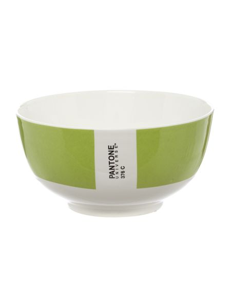 Pantone Bowl luca trazzi bright green