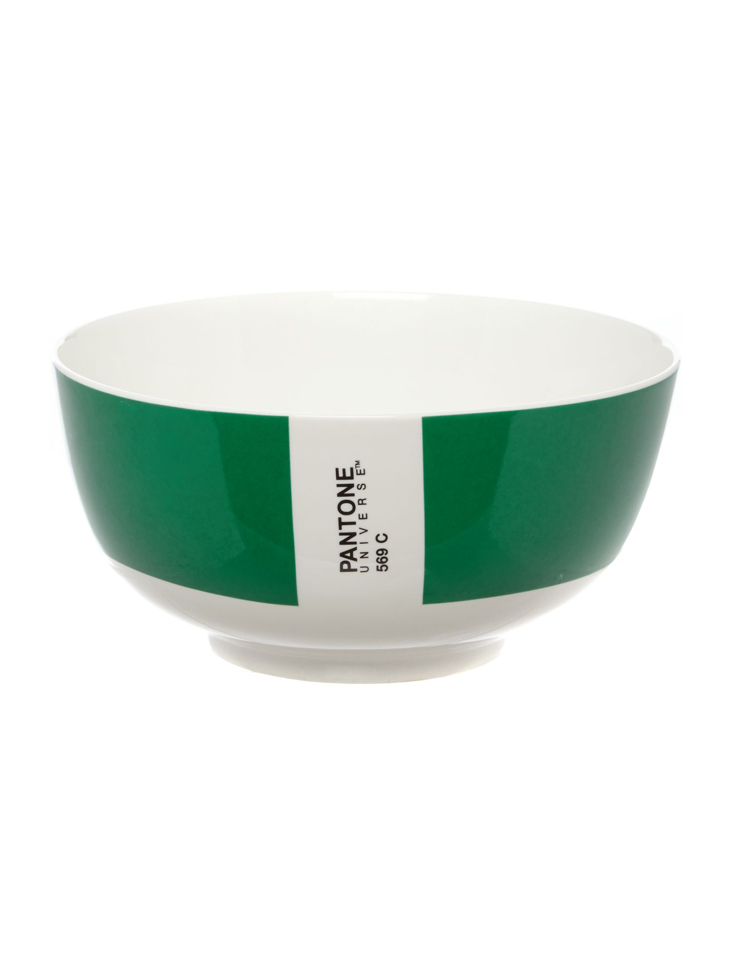 Image of Pantone Bowl luca trazzi green