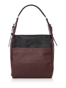 Kenneth Cole Hudson hobo bag
