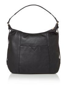 Radley Thurloe black large hobo bag
