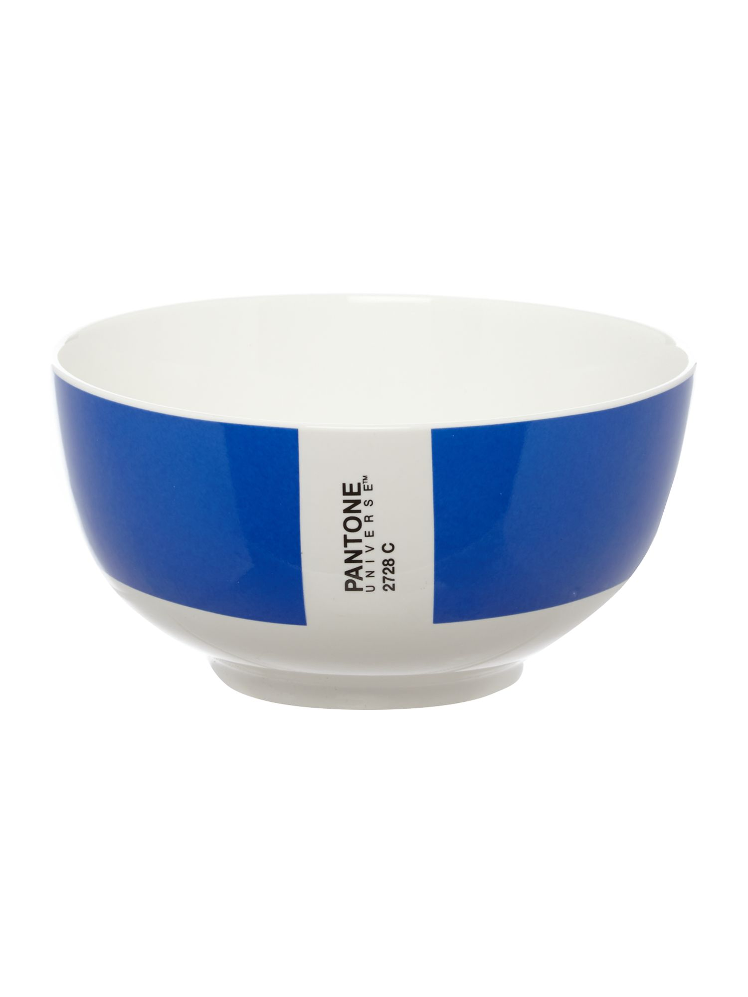 Image of Pantone Bowl luca trazzi dark blue