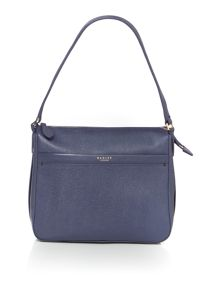 Radley Addison navy medium multiway bag