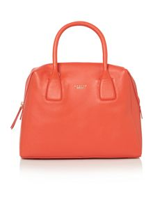 Radley Mortimer orange large multiway bag