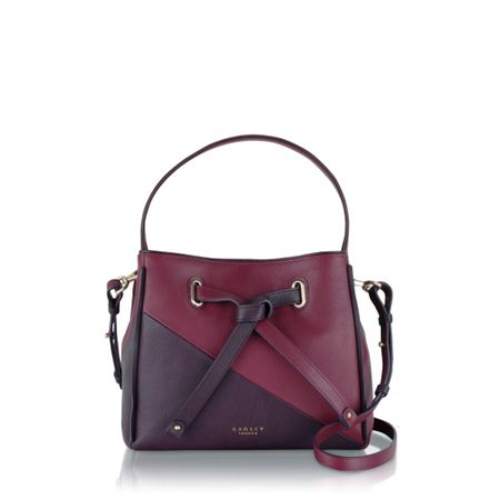 Radley Newton red medium multiway bag
