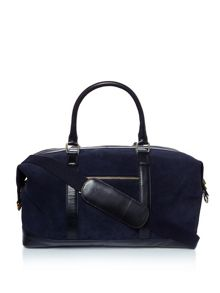 Linea Suede Holdall