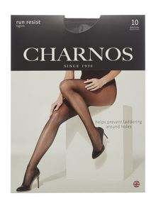 Charnos 10 den run resist tights
