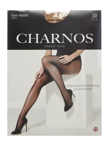 Charnos Run resist 10 denier tights