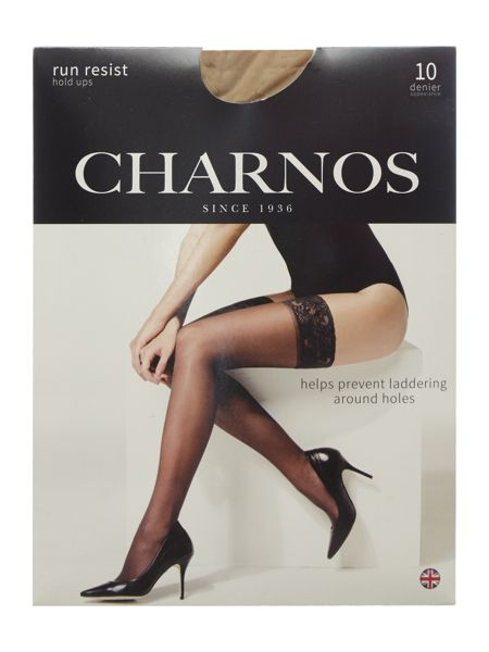Charnos Run resist 10 denier hold ups