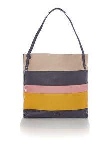 Radley Willow navy large tote bag