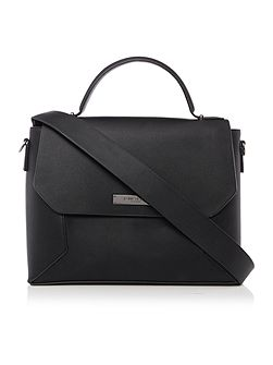 Mercer top handle satchel bag