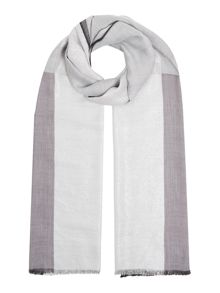 Linea Metallic Block Scarf Occasion