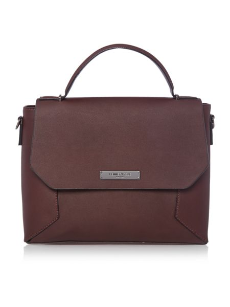 Kenneth Cole Mercer top handle satchel bag
