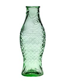 Serax Bottle 1 litre 10.6x7.5 green