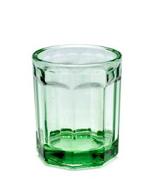 Serax Glass medium transparent green