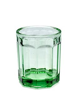 Glass medium transparent green