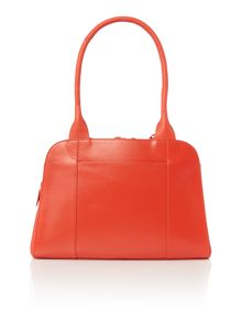 Radley Millbank orange medium tote bag