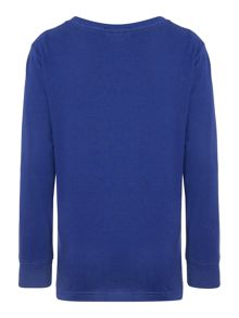 Polo Ralph Lauren Boys Crew Neck Long-Sleeve T-shirt
