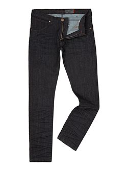 Bryson smooth skinny fit rinse jean