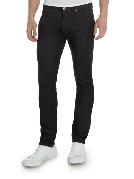 Wrangler Bryson smooth skinny fit rinse jean