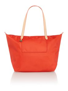 Radley Pocket essentials orange large tote bag