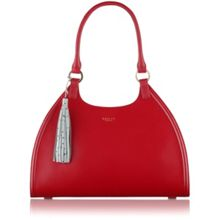Radley Ormond red large tote bag