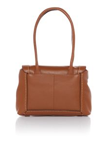 Radley Boundaries tan medium tote bag